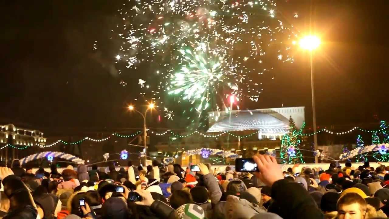 Как весело встретить Новый год в Новосибирске 2016