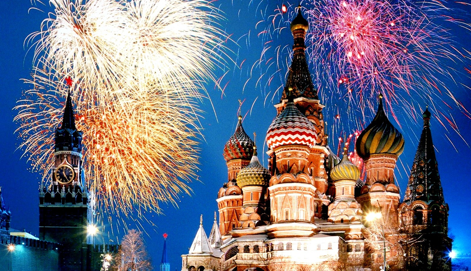 Где отдохнуть на Новый год 2016 в России