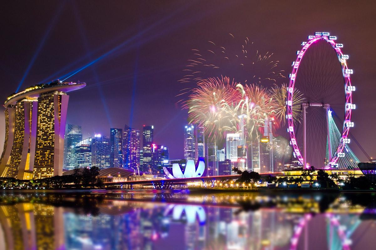 Где отдохнуть на Новый год 2019 за границей