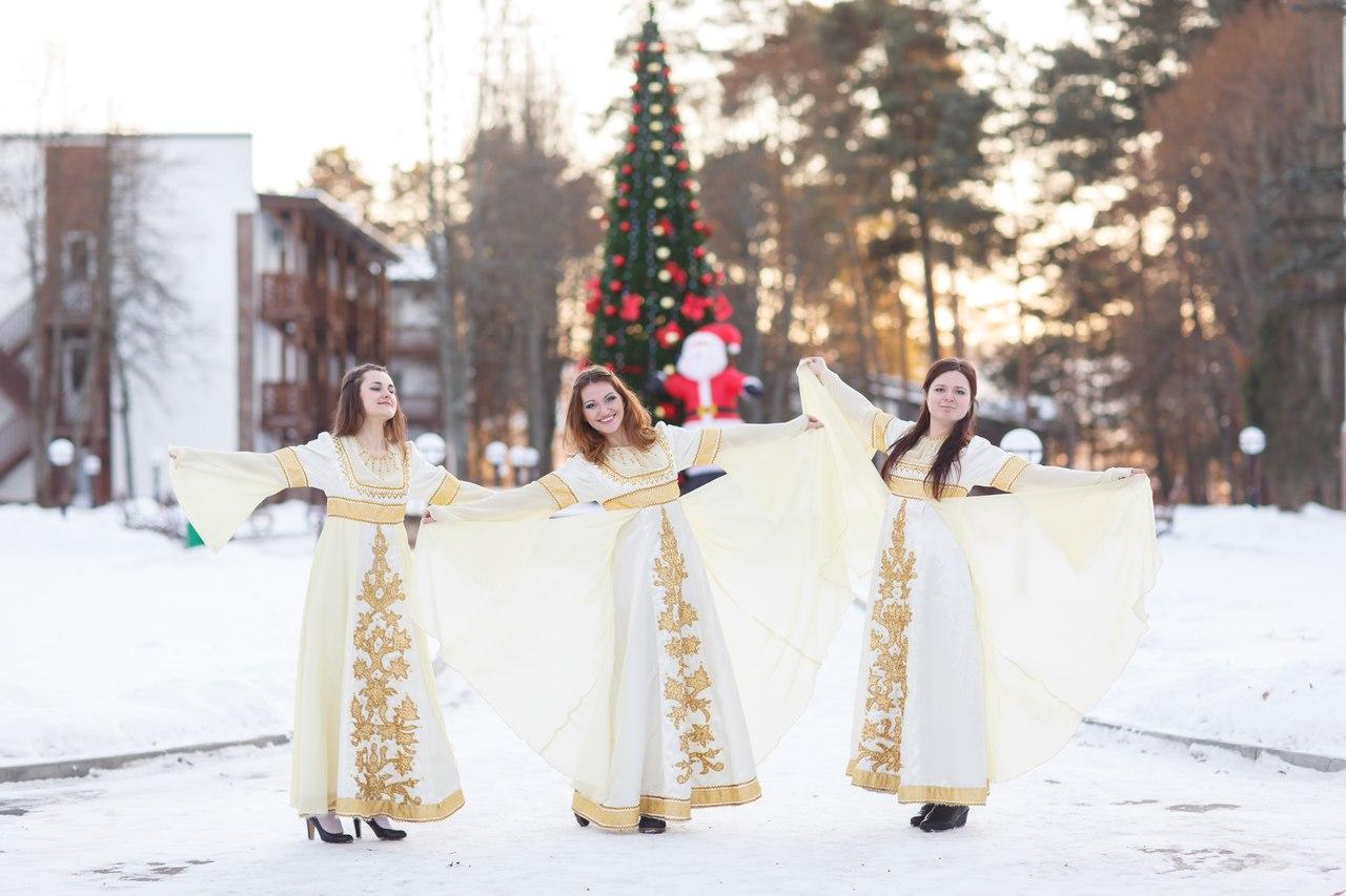 Где отдохнуть на новый год 2016 в Подмосковье