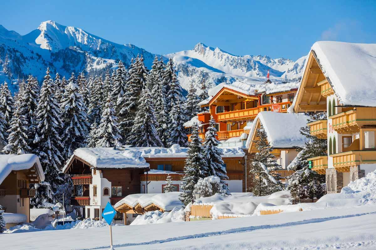 Идеальный отдых за границей на новогодние каникулы