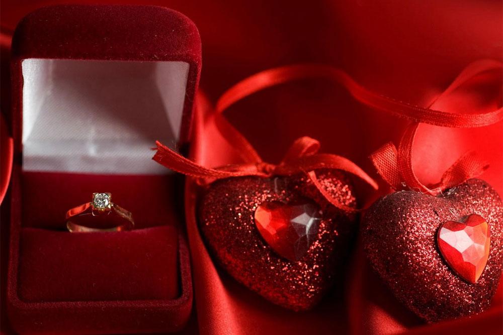 Что подарить на Рубиновую свадьбу