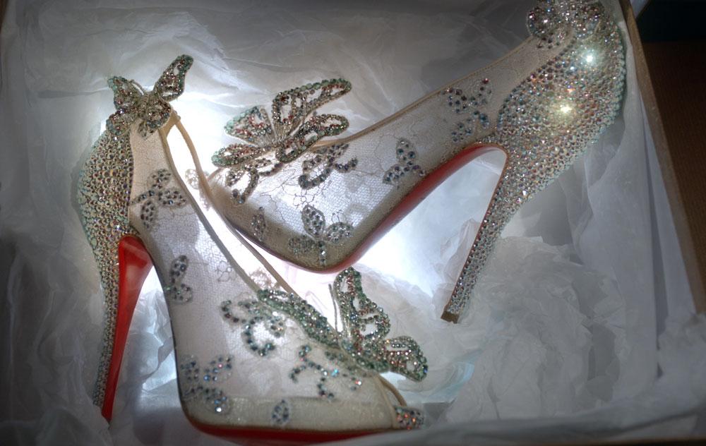 Подарок на хрустальную свадьбу жене