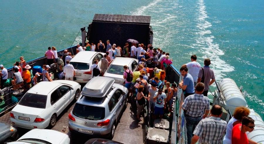 На чем доехать в Крым