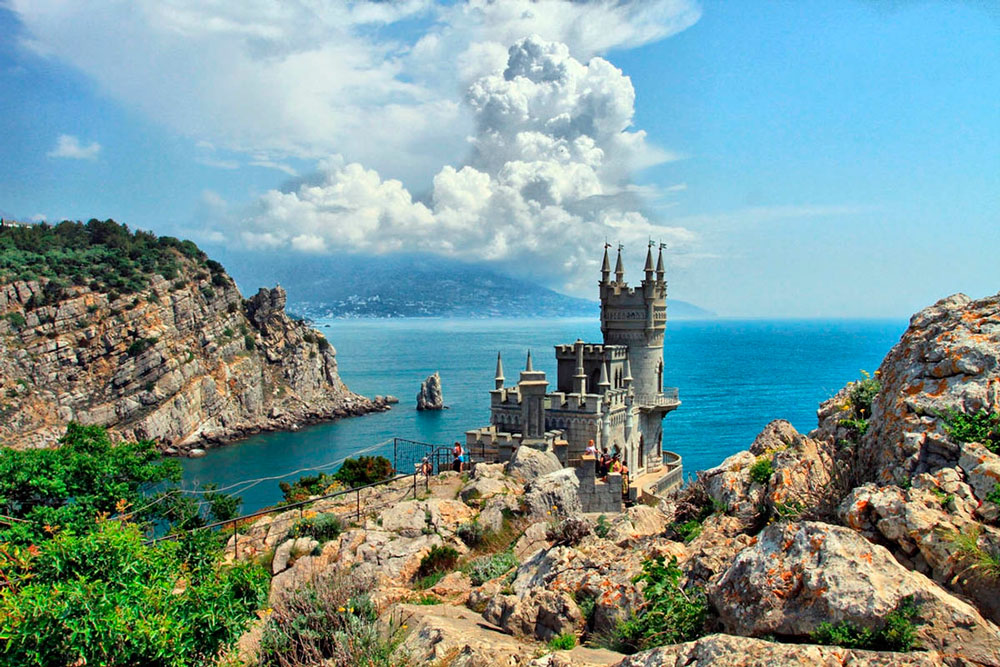 ТОП 5 курортов Крыма 2015