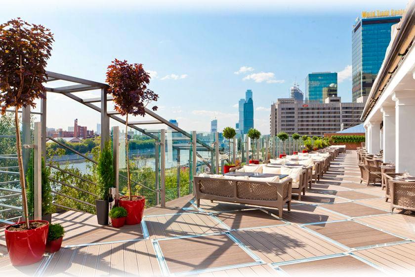 Летние кафе с верандами: лучшие летние кафе Москвы