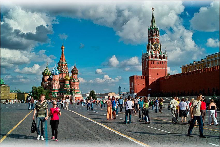 Как провести выходные в Москве