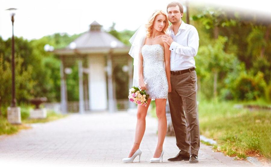 Отличные идеи, как провести свадьбу вдвоем