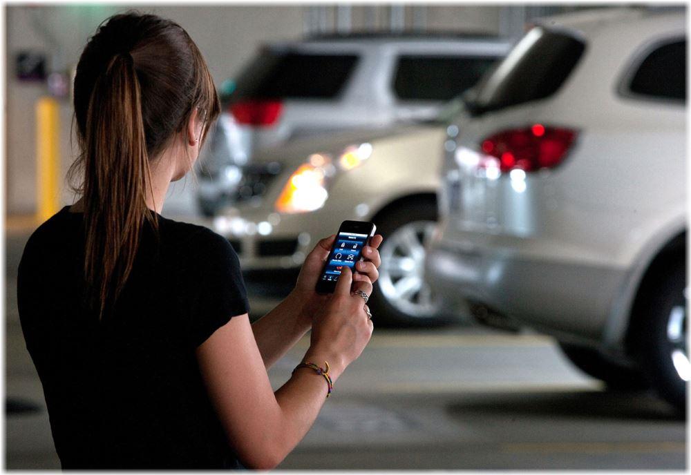 Как оплатить парковку в центре Москвы с мобильного телефона