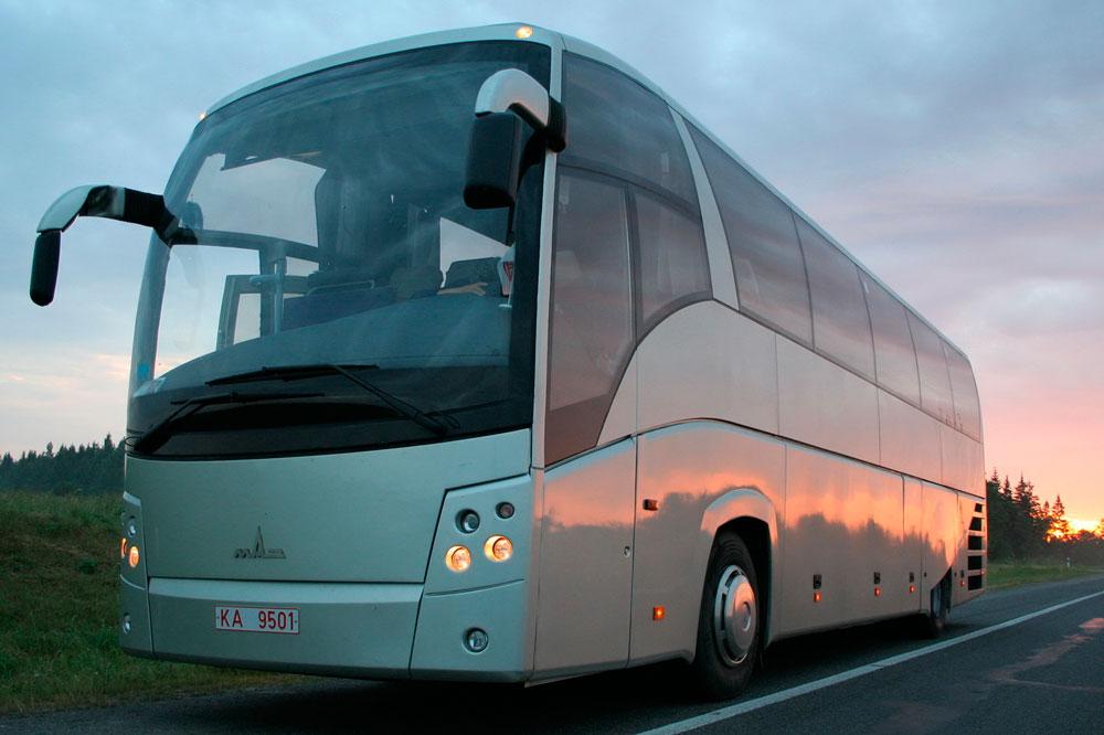 В Крым из Украины на автобусе в 2015 году