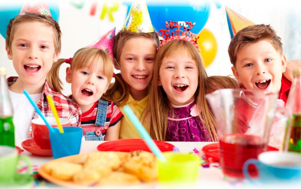 Креативные идеи, как отметить детский день рождения