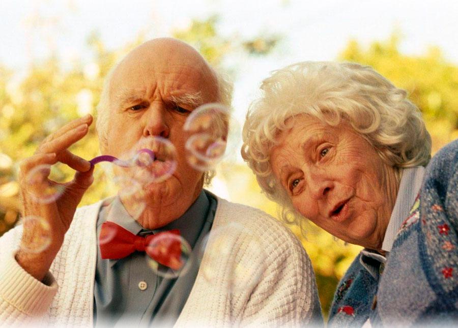 Как отметить годовщину свадьбы в преклонном возрасте
