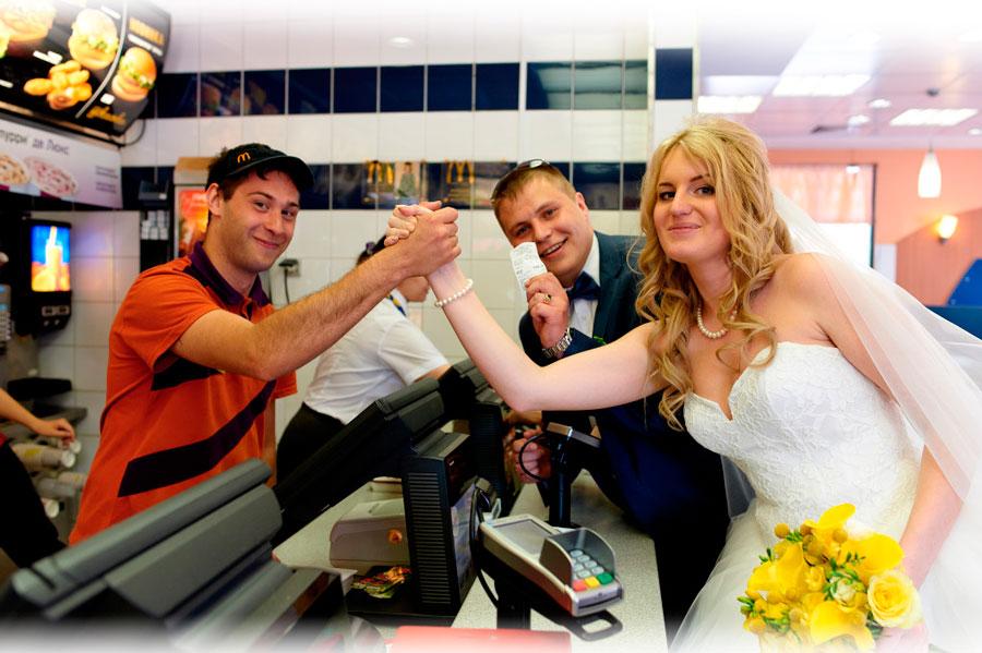 Идеи, как провести свадьбу без тамады весело
