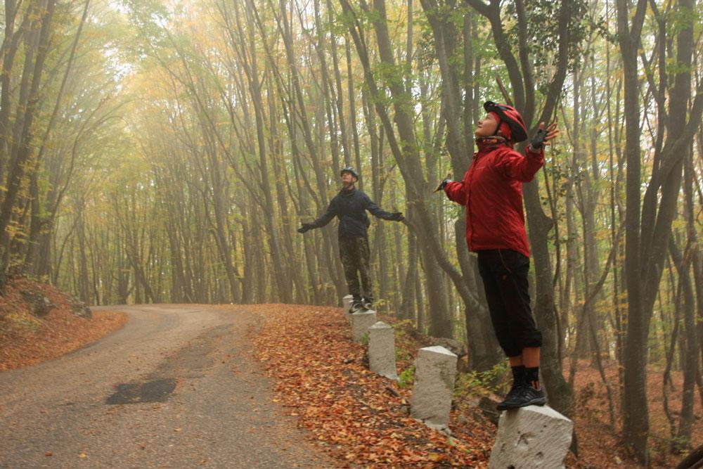 Экскурсии в Крыму осенью