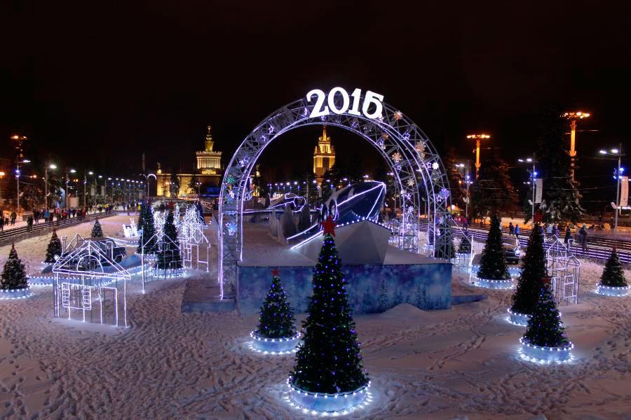 Еще несколько мероприятий на новогодние праздники в Москве 2019