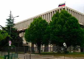 Как связаться с консульством России зарубежом