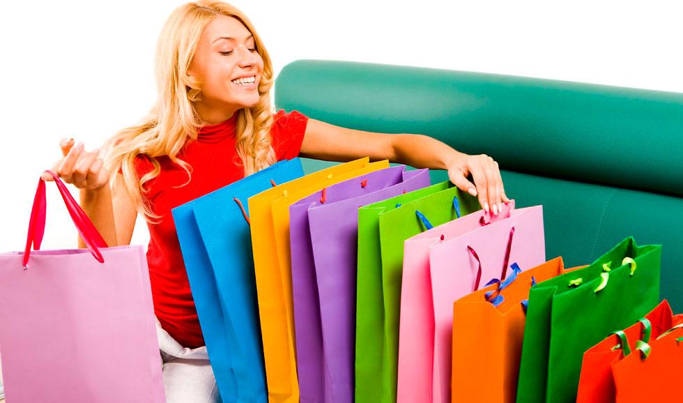 Ходите в магазин с пакетом
