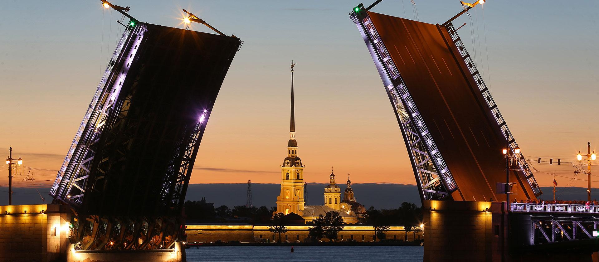 Мероприятия в Санкт-Петербурге во время Чемпионата Мира по футболу 2018 в России