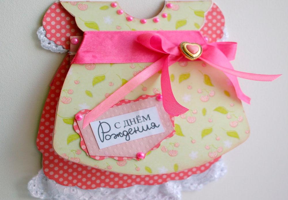 Идеи для подарка девочке своими руками