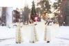 Где отдохнуть на новый год 2018 в Подмосковье